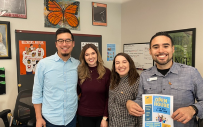 Grads to Be Program Featured in LAist – Immigrant Advocates Say Federal Dismantling Of DACA Not A Done Deal