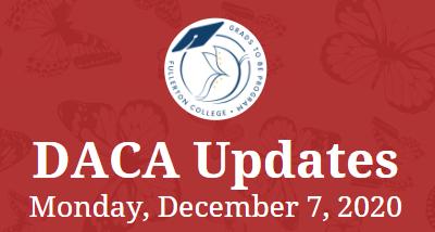 LATEST DACA Updates & Resources