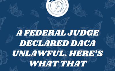 July 2021 DACA Decision G2B Support Statement